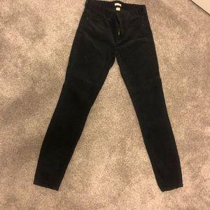 J. Crew Pants - Corduroy Skinny pants